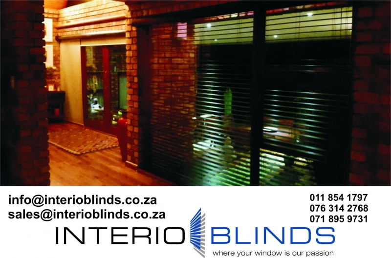 Interio Blinds